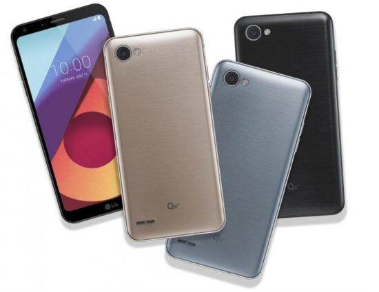 LG Q6+
