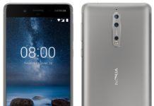 Nokia 8 Steel variant