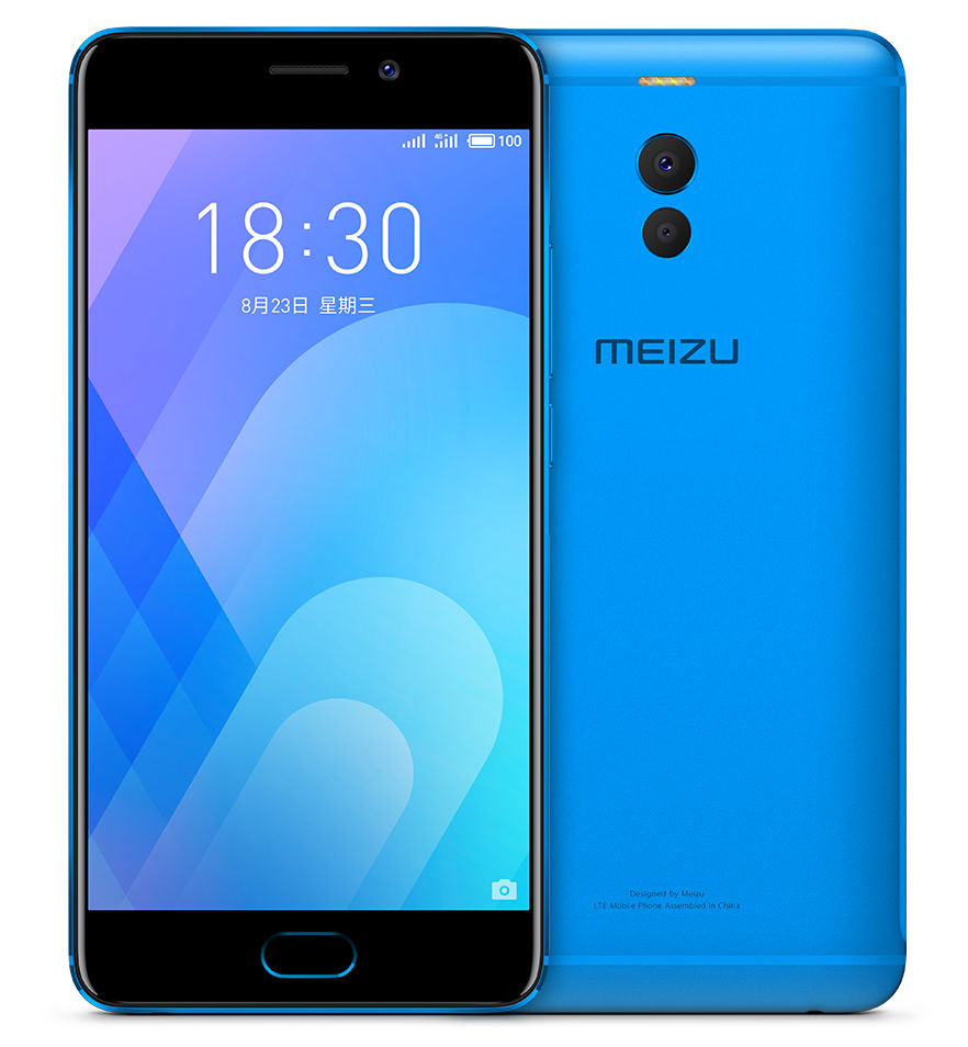 Meizu Announces M6 Note Handset And EP52 Bluetooth Earbuds