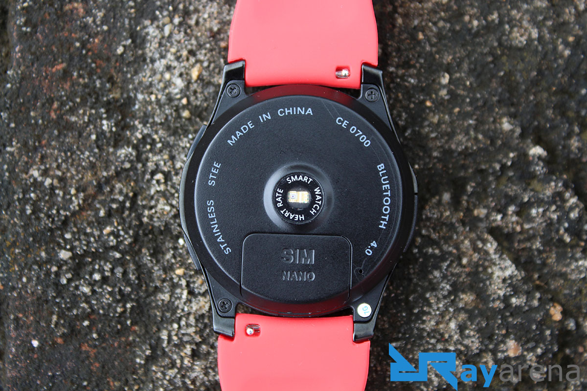 No.1 G8 Smartwatch Review
