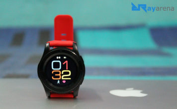 No.1 G8 Smartwatch Review