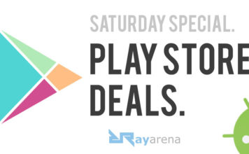 Playstore Saturday Deals Rayarena