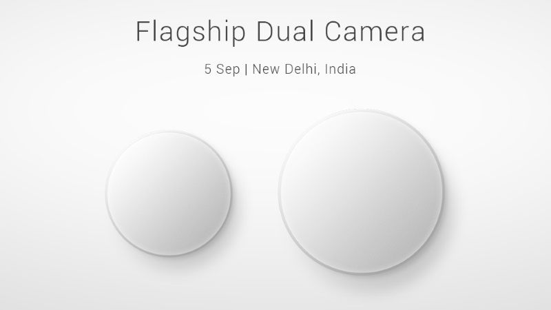 Xiaomi India Flagship Dual Camera