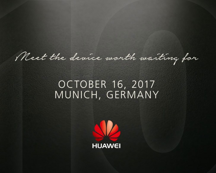 Kirin 970 mass production signals Huawei Mate 10 imminent release