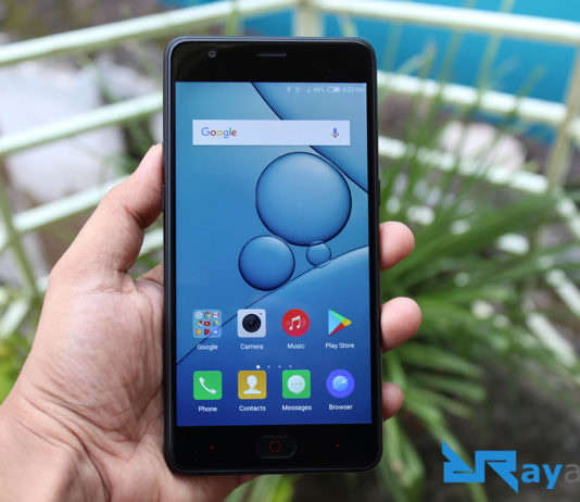 nubia m2 play review