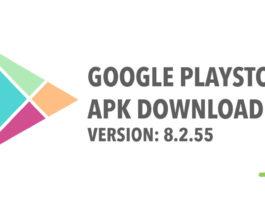 Google play store 8.2.55