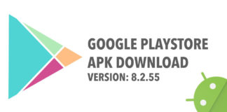 Google play store 8.2.55