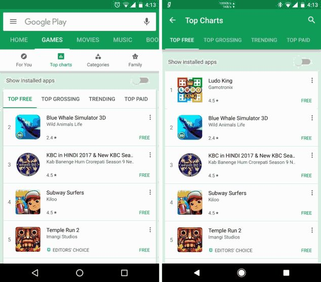 google-play-new-update-ui