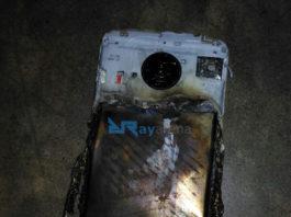 Moto E4 Plus mobile blast
