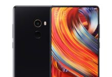 Mi Mix 2 Strack Edition
