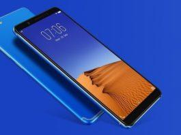 Vivo V7 Plus Energetic Blue