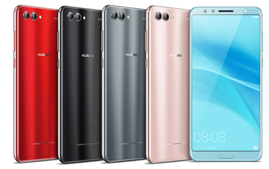 Huawei Nova 2s Is Now Official With 6GB Of RAM, Thin Bezels