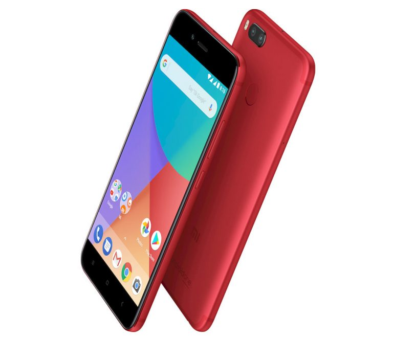 Xiaomi Mi A1 Red Edition Launched In India Sale Starts