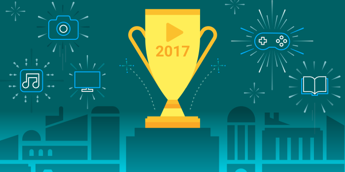 Google Play Store best items of 2017