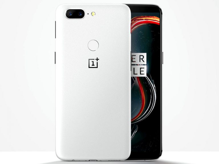 OnePlus 5T Sandstone White coming next week