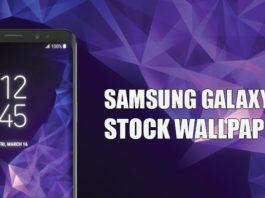 Galaxy S9 Stock Wallpaper