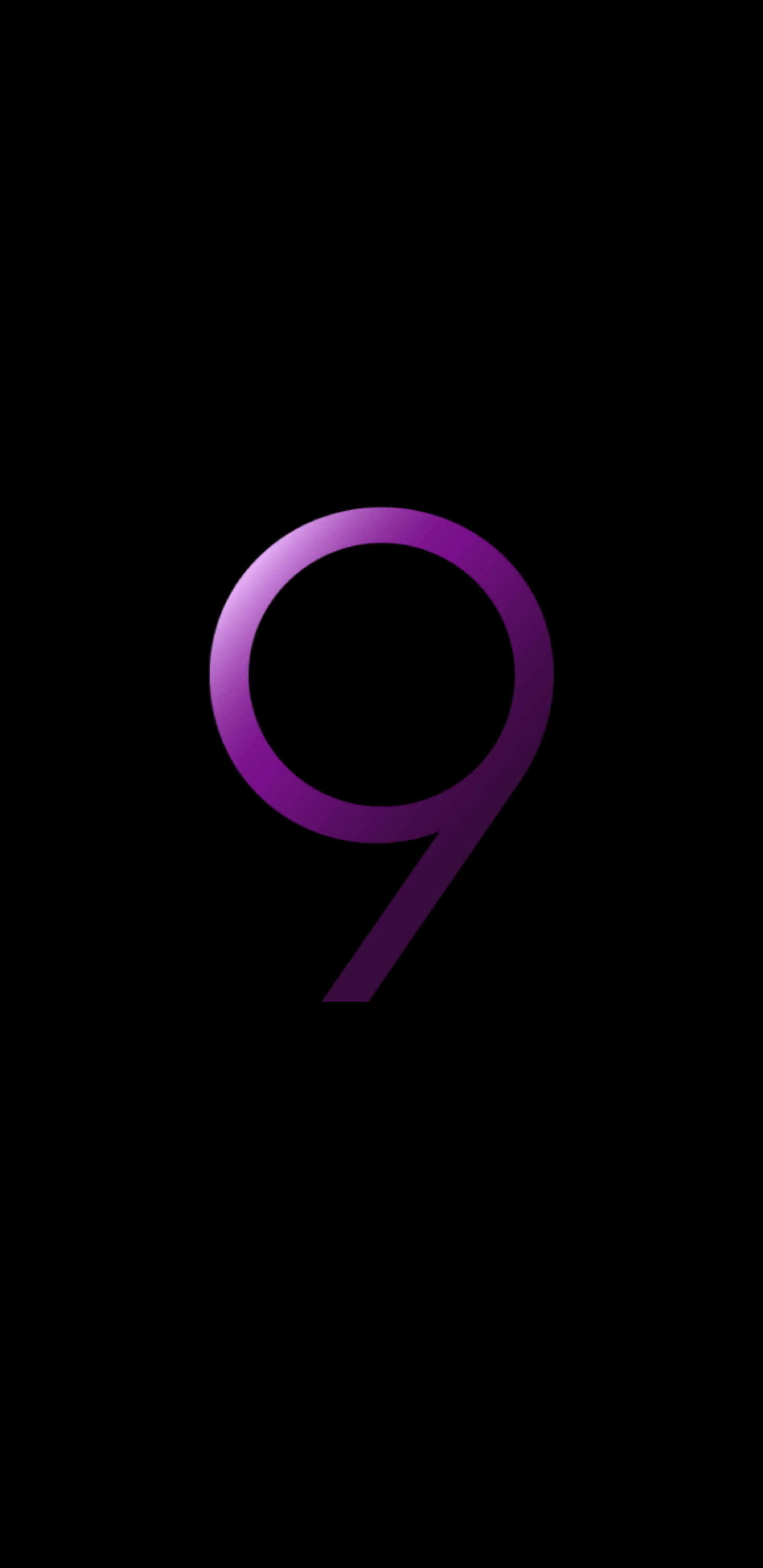 Samsung Galaxy S9 Stock Wallpaper Leaked