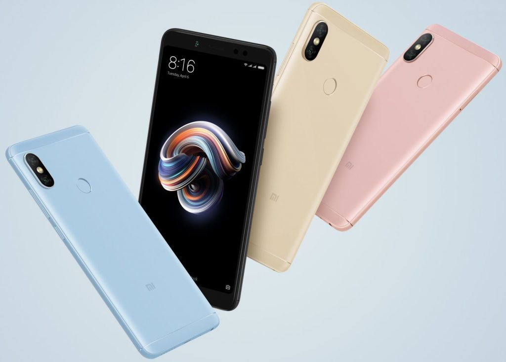 Xiaomi Redmi Note 5, Redmi Note 5 Pro hit India