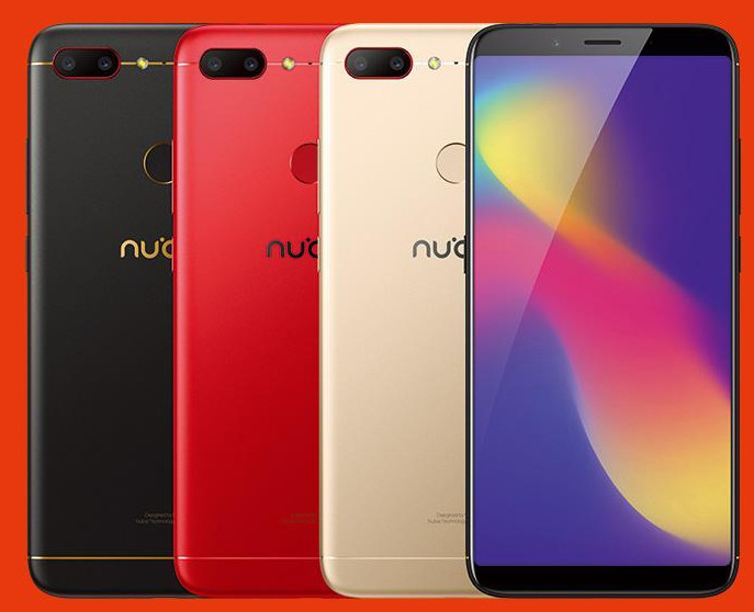 Nubia N3 With 6 01 Inch Display Dual Cameras 5000mah
