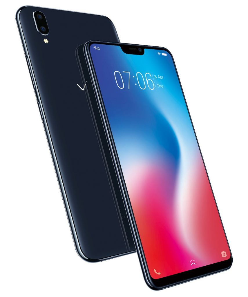 Vivo V9 With 6 3 Inch 19 9 Fullview Display 24mp Selfie