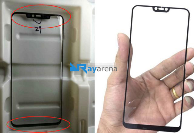 Xiaomi Mi7 Front Panel