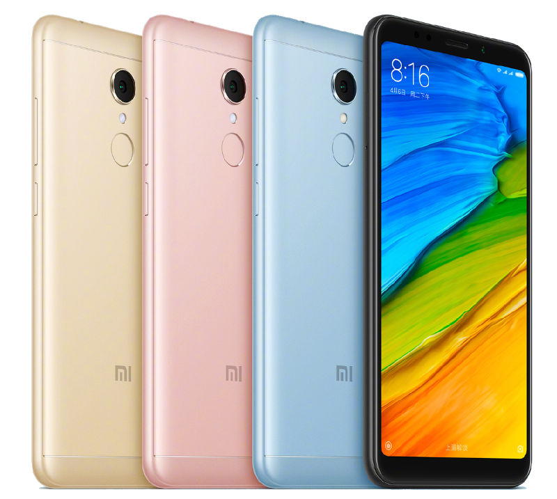 Xiaomi Redmi 5 launched in India: Price, specs and features