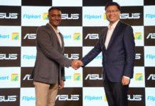 Flipkart-Asus-partnership