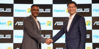 Flipkart-Asus-partnership