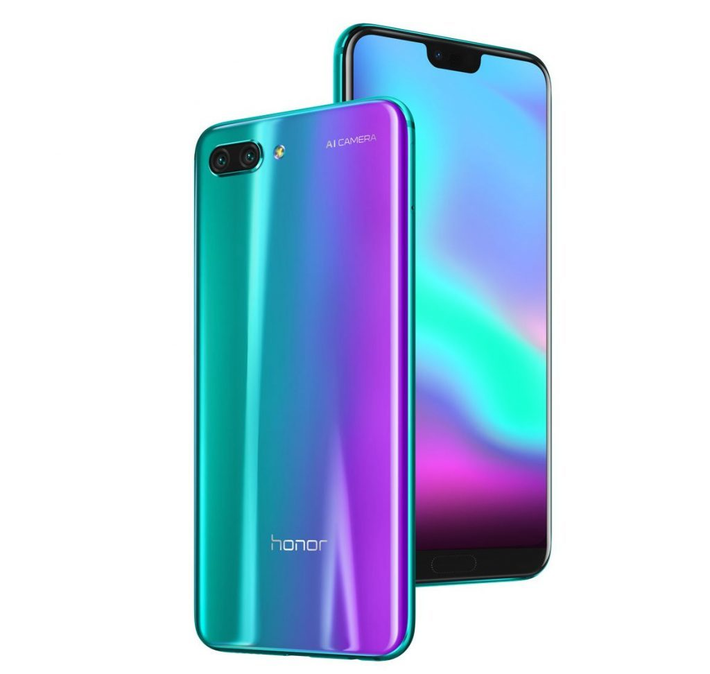 Home Lighting Honor 10 With 5 84 Inch Display 6gb Ram Dual Cameras
