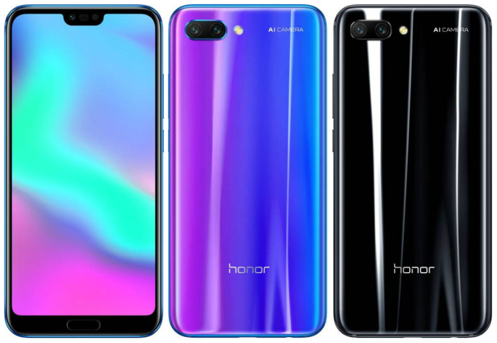 The Honor 10 Goes Global, Starting With The UK