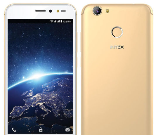 Intex Staari 10 launched at Rs. 5999