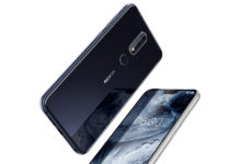 Nokia X6 specifications