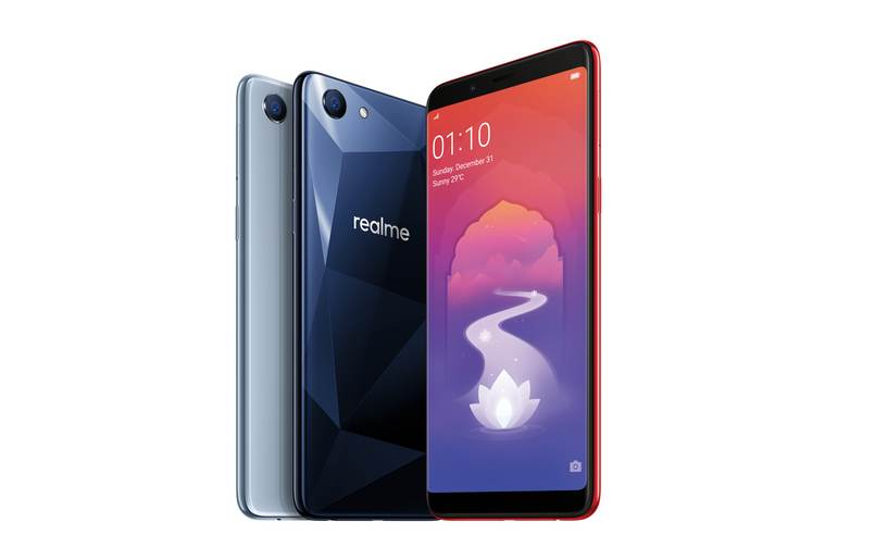 Realme 1 launched in India, starting Rs 8990