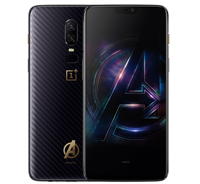 OnePlus-6-Avengers-Limited-Edition