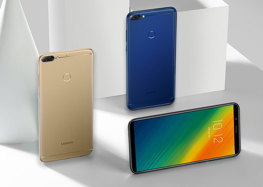 Lenovo K5 Note Color options