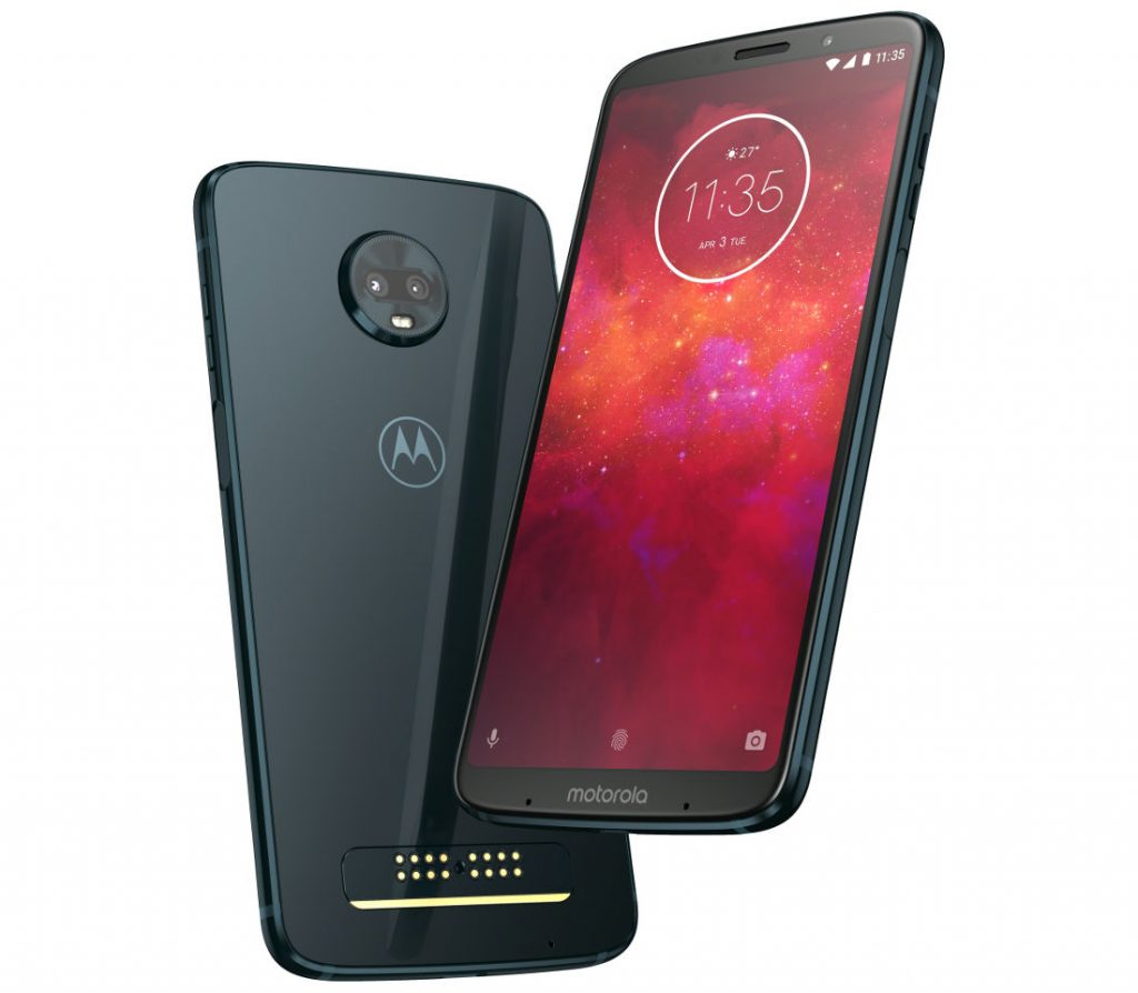 Moto Z3 Play announced