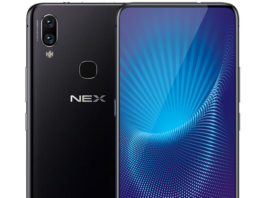 Vivo NEX A Announced in China