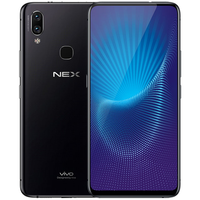 Vivo Nex full screen smartphone launched - Mobile Phones