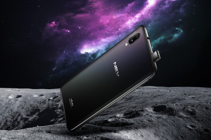 Vivo NEX S announced in China