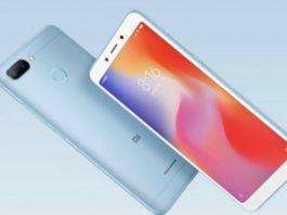 Xiaomi Redmi 6 announced