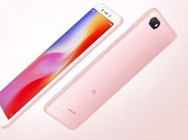 Xiaomi Redmi 6A announced