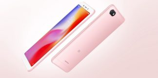 Xiaomi Redmi 6A announced
