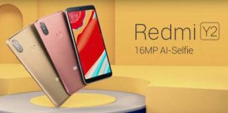 Xiaomi Redmi Y2 full specifications