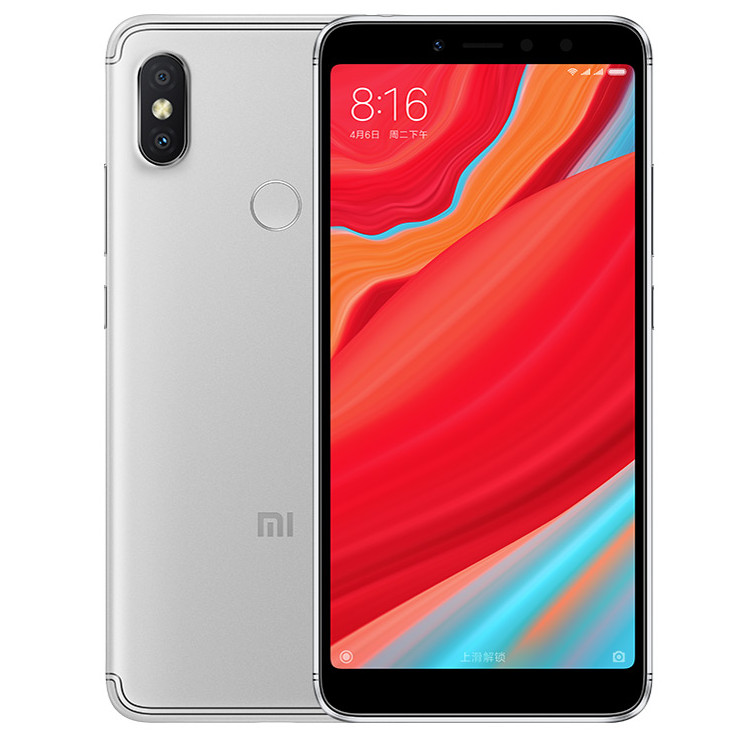 Xiaomi Smartphone with Curved Display