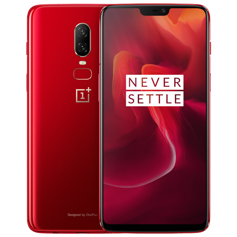 OnePlus 6 Amber Red Edition announced