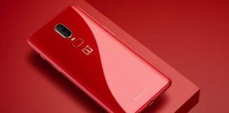 Red OnePlus 6 color option launched