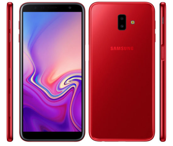 Samsung Galaxy A7 (2018) First Look video