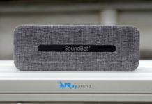 SoundBot SB574 Bluetooth Speaker