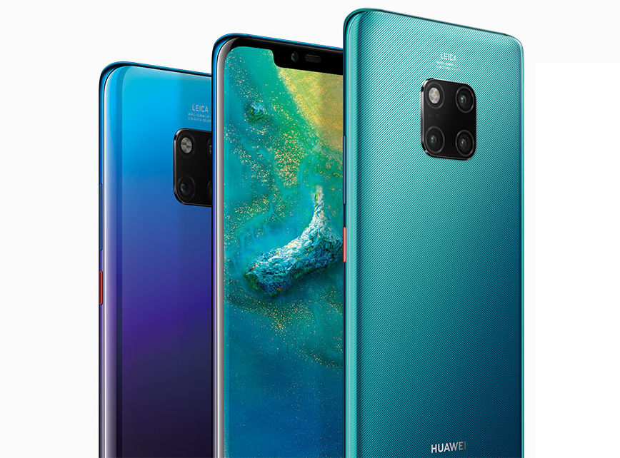 Huawei Mate 20 Pro finally launched in India at Rs 69,990