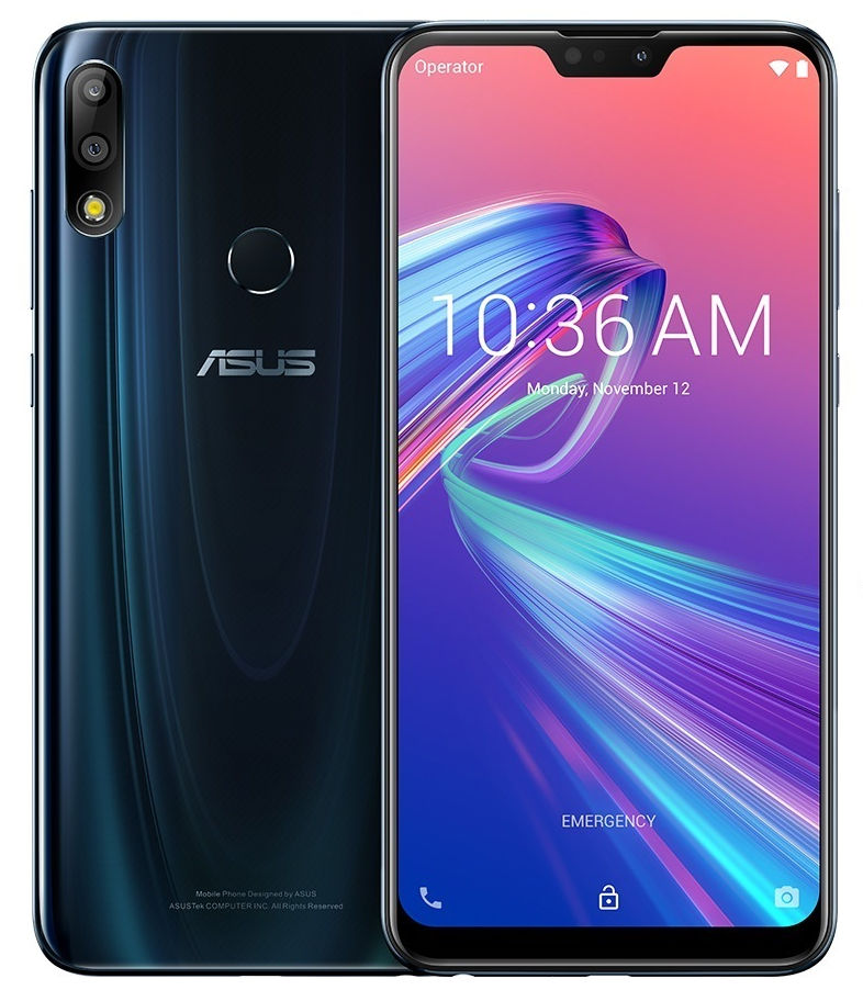 Asus Zenfone Max Pro M2 With Sd 660 Dual Cameras 5000mah